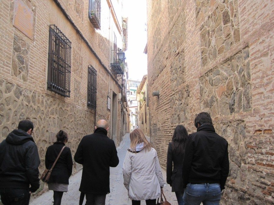 Visitando Toledo