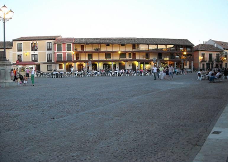Plaza de Navalcarnero