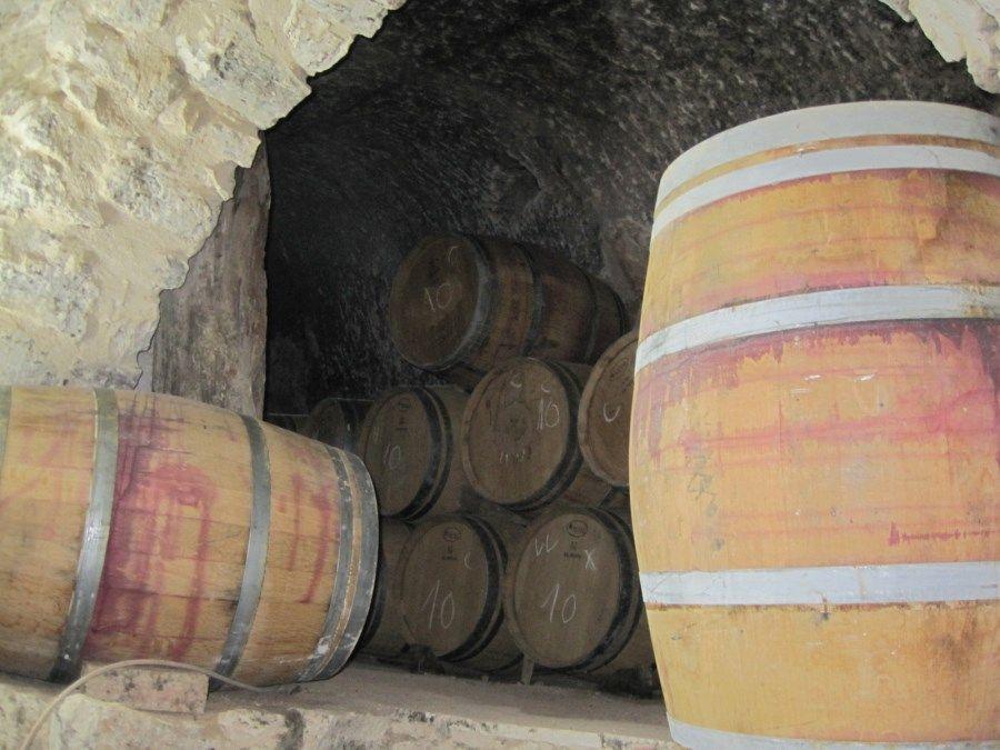 Wine tour to Bodegas Kirios with the Winebus
