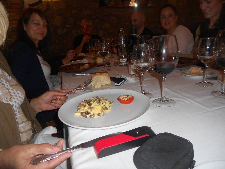 Food Tour Madrid | Spain Wines | El Corral del Rey, Trujillo | Winebus ...