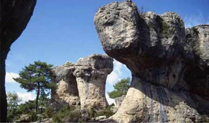La Ciudad Encantada Cuenca