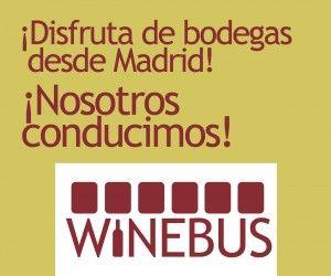 Disfruta de Bodegas desde Madrid, nosotros conducimos