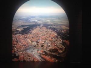 Segovia vista aérea