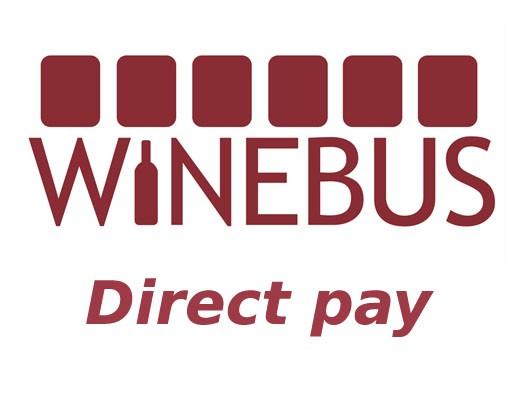 Pago directo Winebus