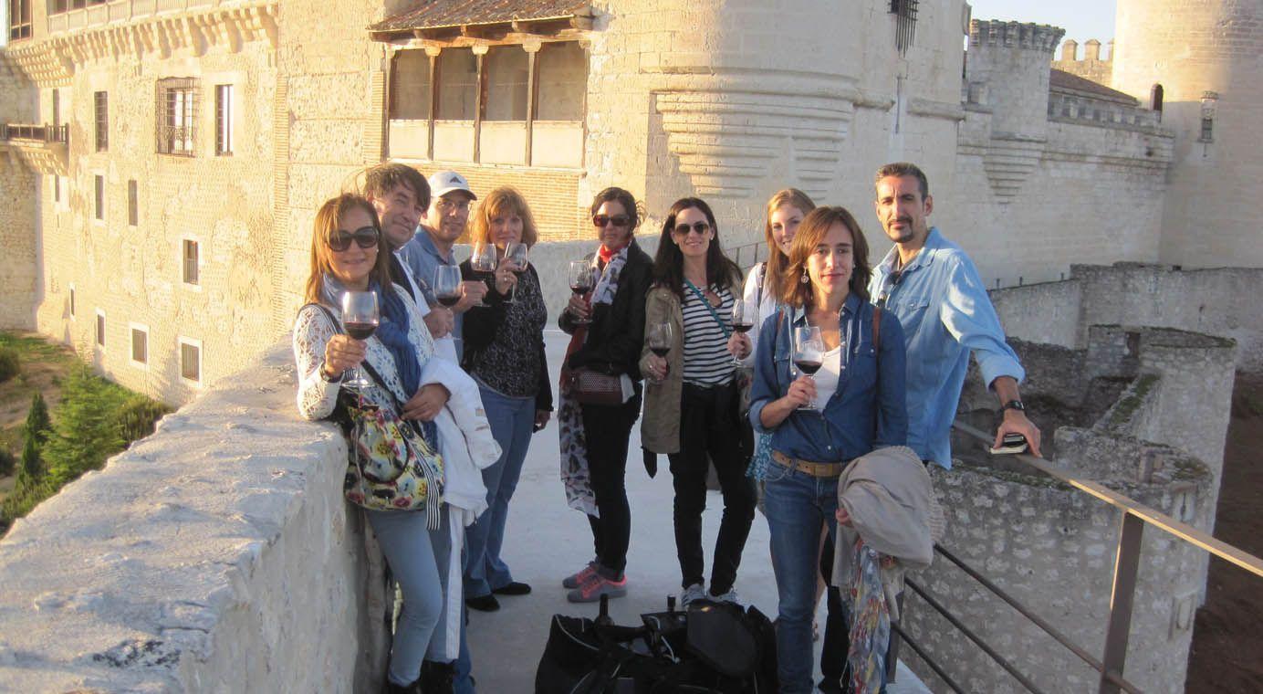 Wine castle tour