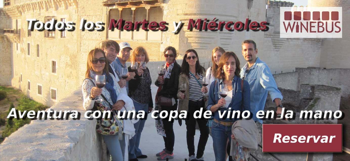 Adventure winebus español