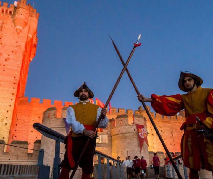Feria renacentista Medina del Campo