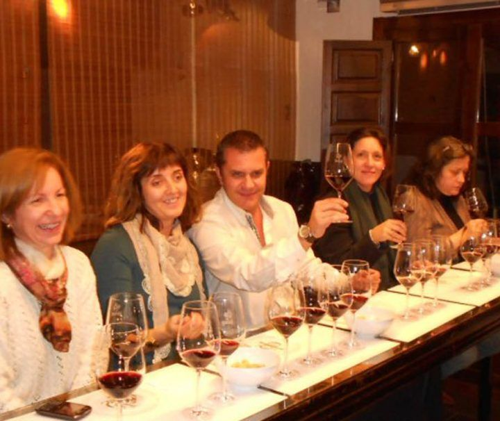 Wineries near Madrid