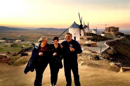 Toledo Consuegra day trip