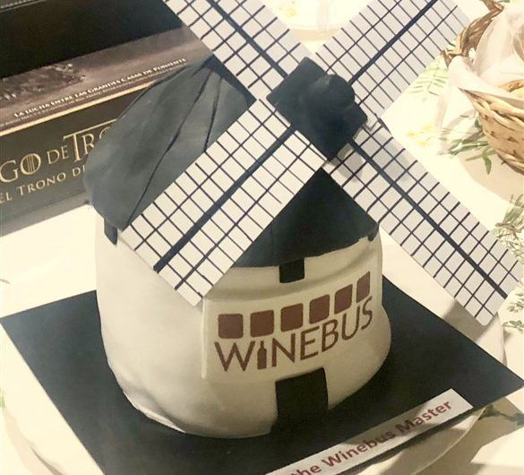 Windmills and wine