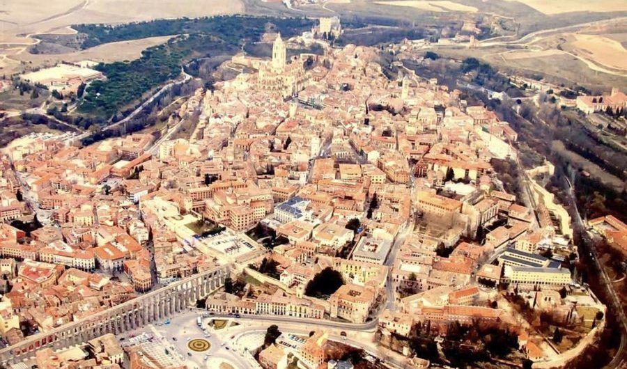 Wine tour to Segovia