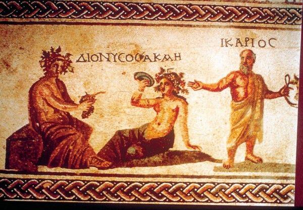 History of wine, wine stories