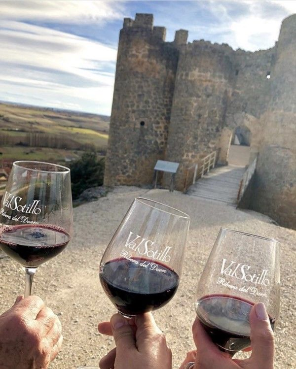Castles and wine
