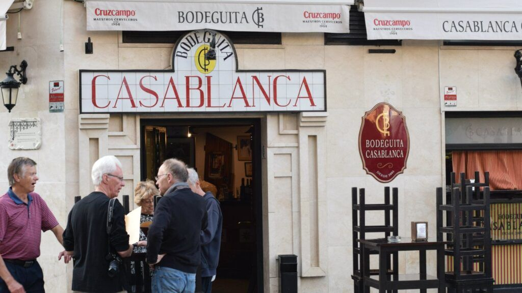 Casablanca Sevilla