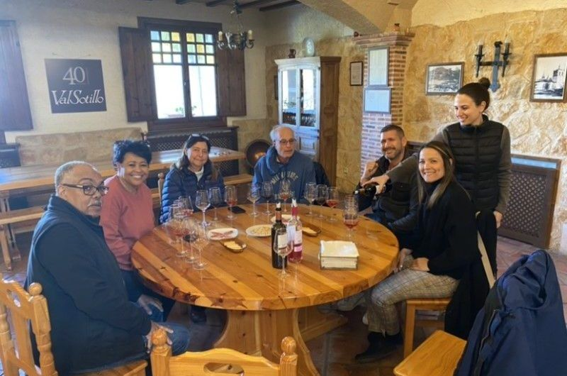 Madrid wine tours