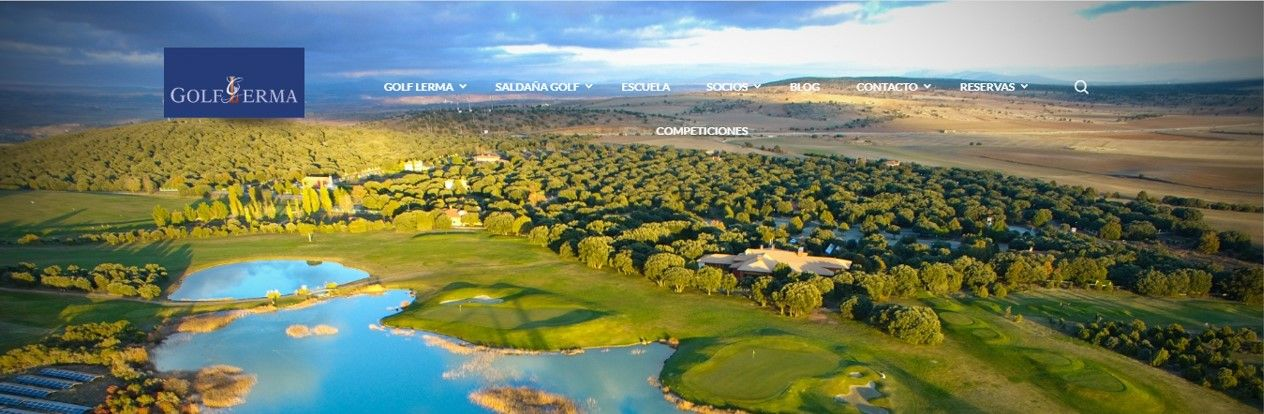 Golf and wine Golf Lerma