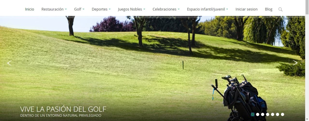 Golf and wine Golf la Galera