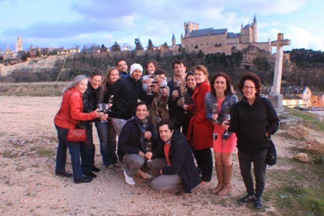 Madrid day trip