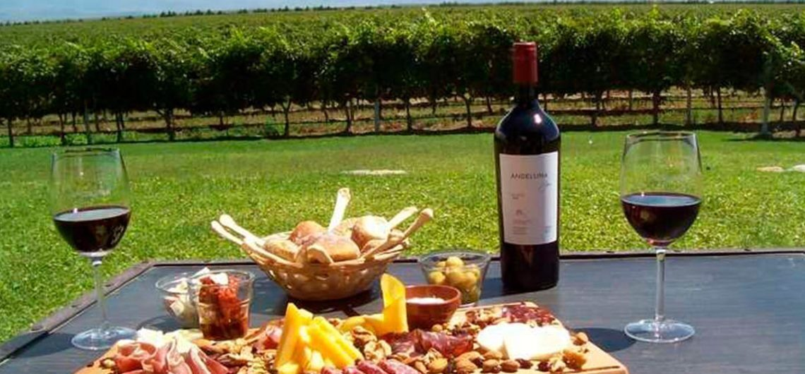 golf and wine tours