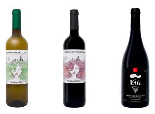 campos de dulcinea vinos