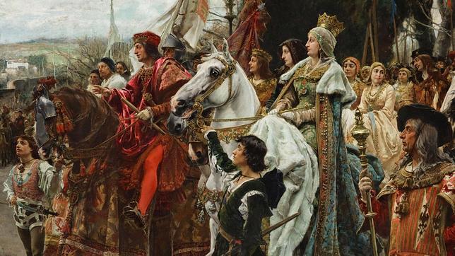Primeros reyes de España