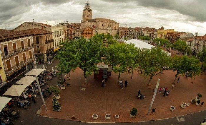 Plaza de Medina del Campo 7